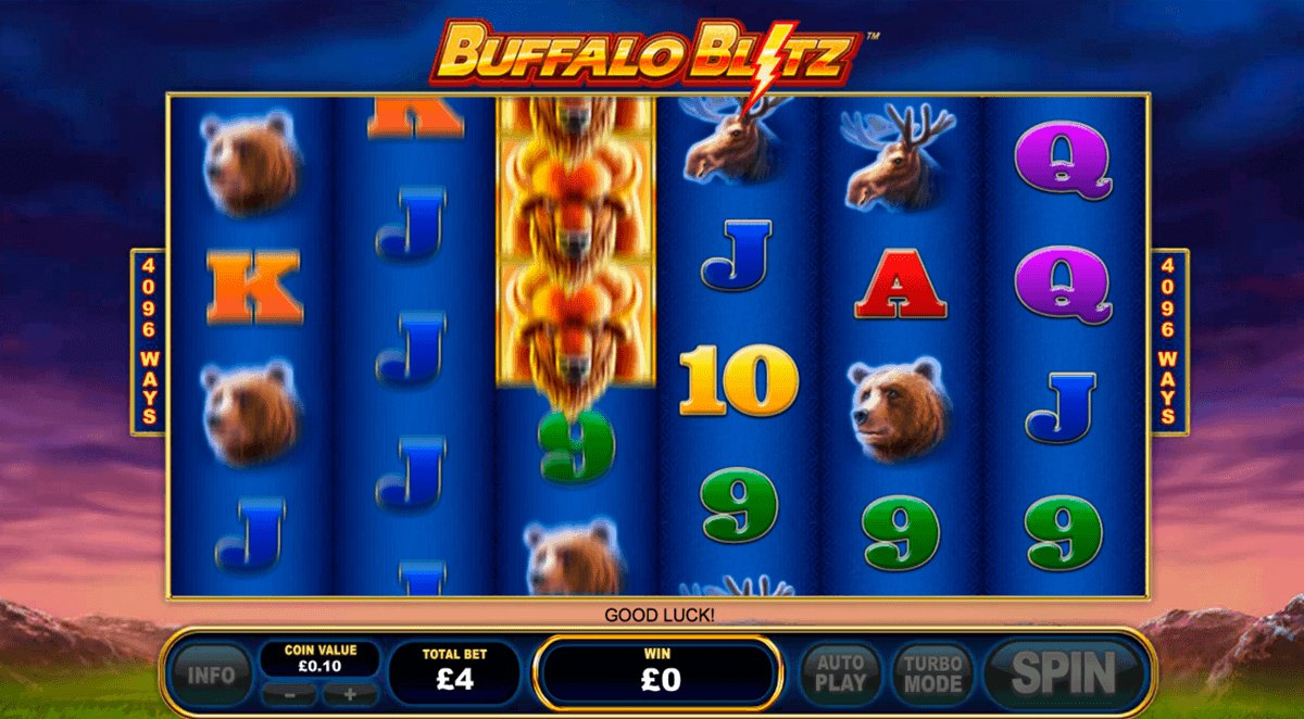 casino blitz slot